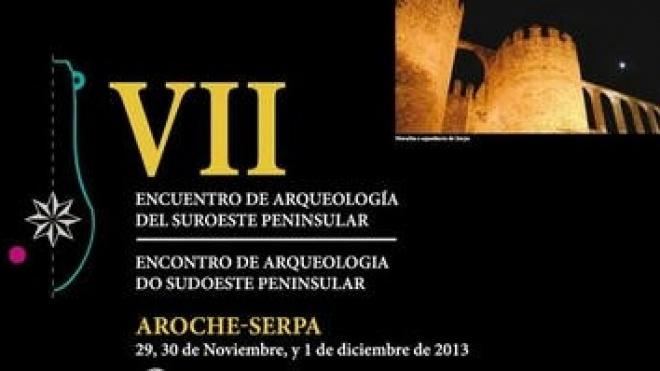 VII Encontro de Arqueologia do Sudoeste Peninsular