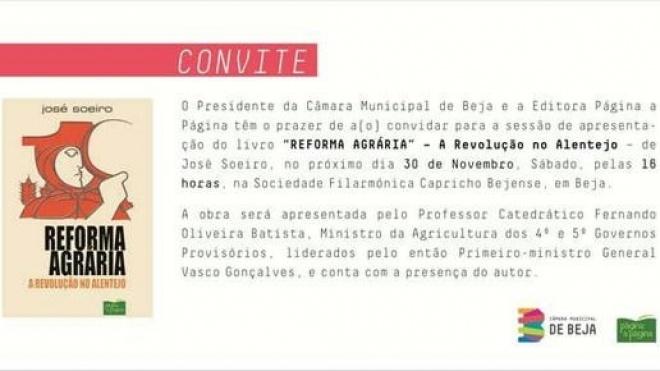 """""""Reforma Agrária - A Revolução no Alentejo"""""""