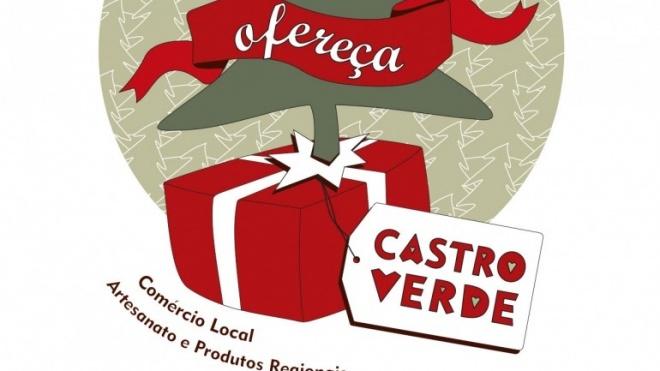 Castro Verde com campanha de dinamização do comércio