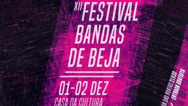 XII Festival de Bandas de Beja até sábado