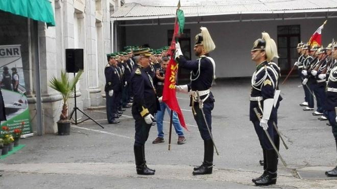 Coronel Ilídio Canas é o novo comandante da GNR de Beja