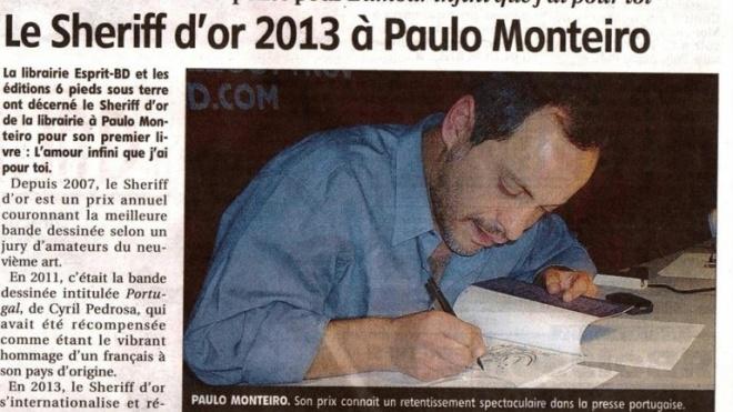 "Paulo Monteiro no ""Preto no Branco"" desta quinta-feira"