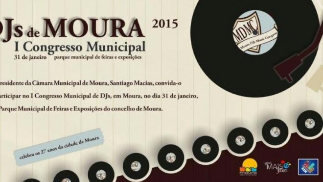 I Congresso Municipal de DJs