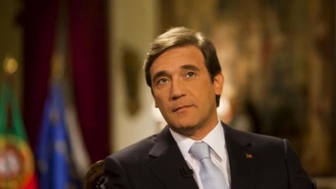 Pedro Passos Coelho inaugura Ovibeja
