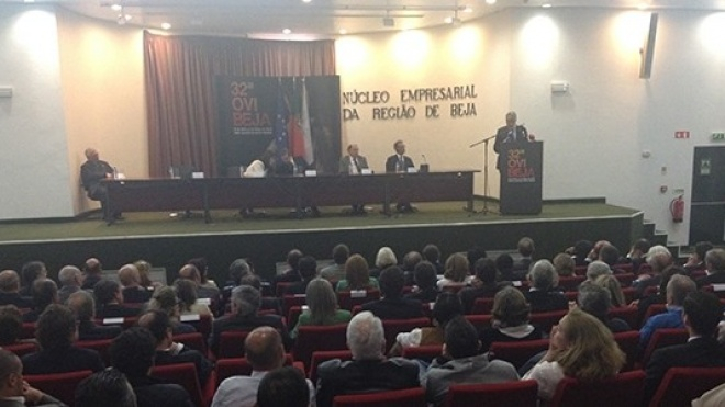 Pedro Passos Coelho inaugura 32ª Ovibeja
