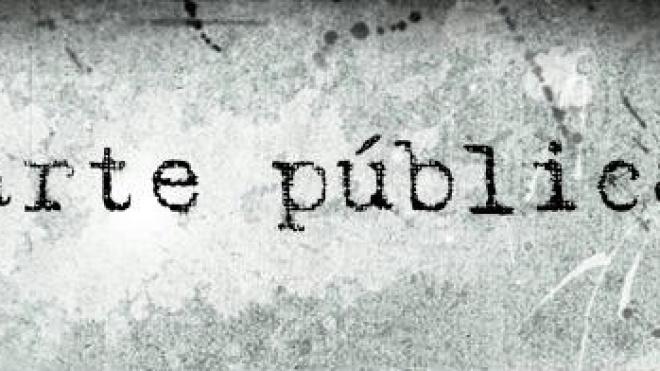 """Arte Pública apresenta """"As palavras em cima das coisas"""""""