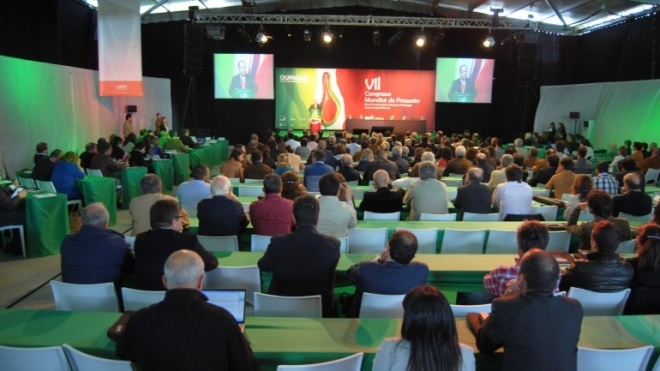 Ourique: Termina 7º Congresso Mundial do Presunto