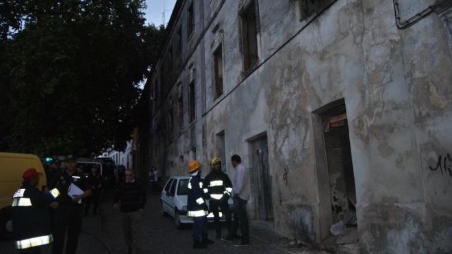 Explosão em Beja