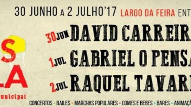 Festas da Vila em Castro Verde até domingo
