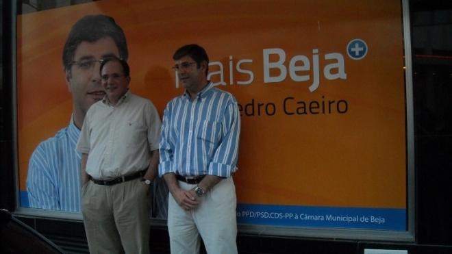 """""""Mais Beja"""" aposta no reforço das potencialidades do concelho"""