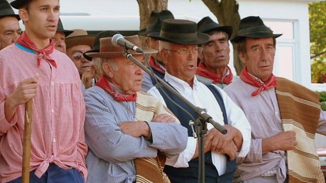 Vozes do cante ecoam em Casével