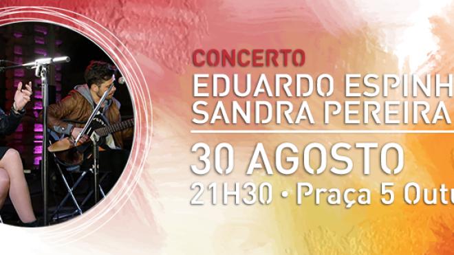 Semana Cultural da Salvada com Eduardo Espinho & Sandra Pereira
