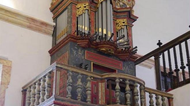 Concerto inaugural do órgão de tubos da Igreja de Nossa Senhora da Conceição