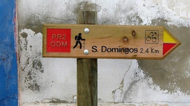 """Visitar Odemira"" no percurso pedestre de S.Domingos"