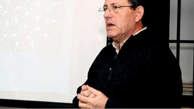 """""""À conversa com…Máximo Ferreira"""" em Vila de Frades"""