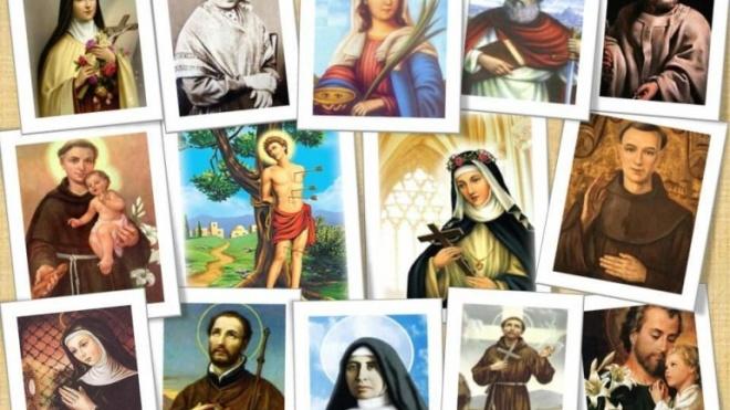 Celebra-se hoje o Dia de Todos os Santos
