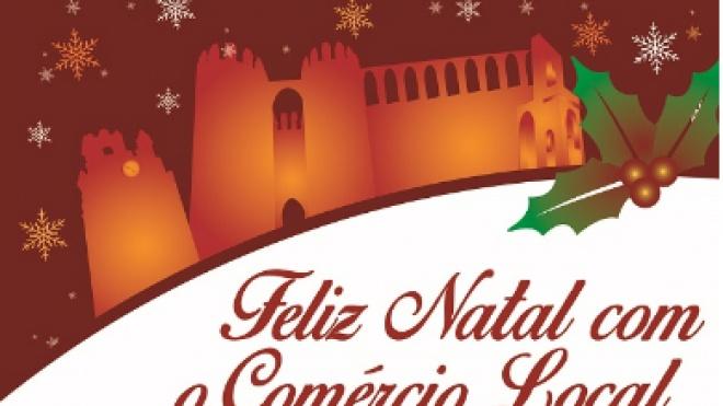 """Campanha """"Feliz Natal com o Comércio Local"""" em Serpa"""