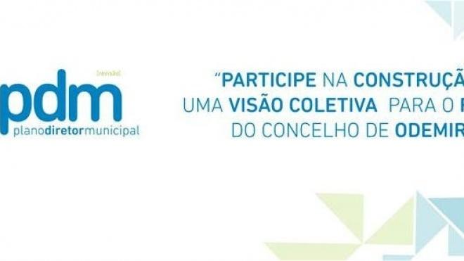 Fase de Participação Preventiva do PDM de Odemira