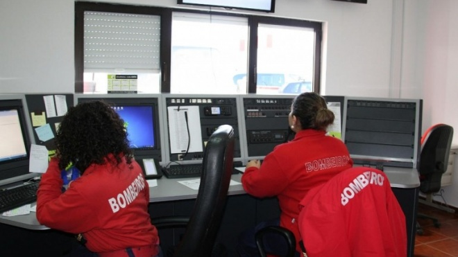 Bombeiros tomam posição sobre transporte de doentes para o IPO