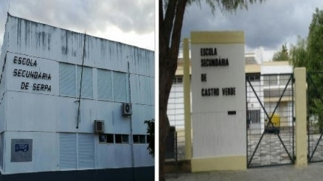Pedro do Carmo com solução para escolas de Serpa e Castro Verde
