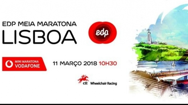 Beja com inscrições abertas para Mini e Meia Maratona de Lisboa
