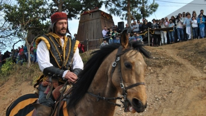 Último dia da Feira Medieval de Vila Ruiva