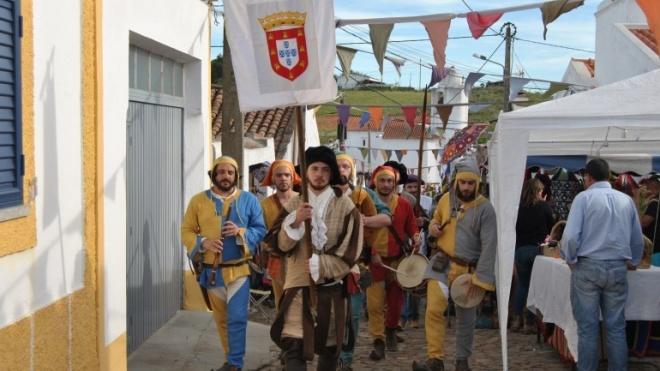 Cortejo Histórico em destaque no 2º dia da Vila Ruiva Medieval