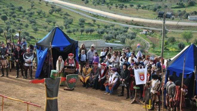 Vila Ruiva Medieval para visitar até domingo