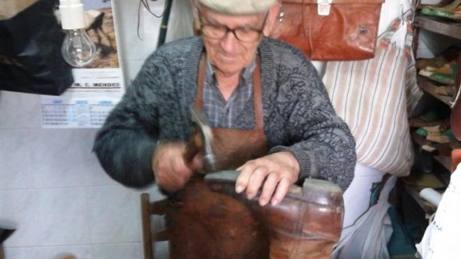 Botas caneleiras da Boavista são afamadas