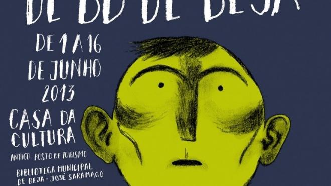 Beja: Último fim-de-semana do Festival Internacional de BD