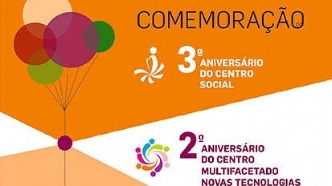 Aniversário do Centro Social e Centro Multifacetado
