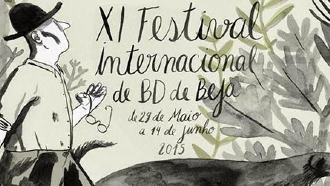 Beja continua a receber o Festival de BD