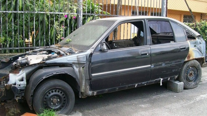 Remoção de veículos em Moura