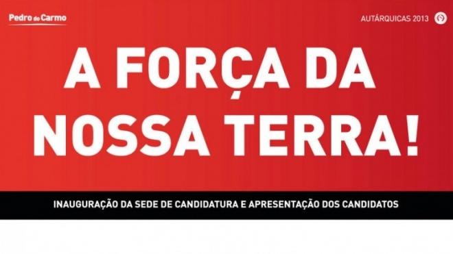 Pedro do Carmo volta a liderar candidatura do PS a Ourique