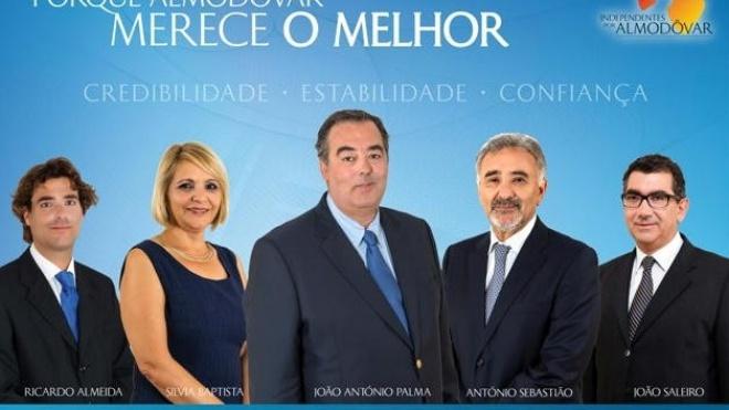 "António Capucho apoia candidatura ""\""Independentes por Almodôvar\"""