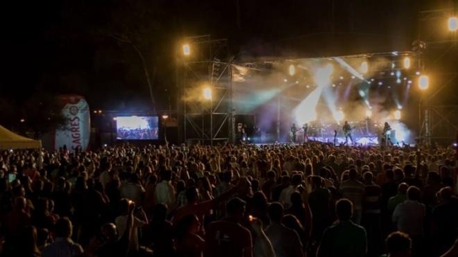 Concertos levam milhares de pessoas à Feira Anual de Cuba
