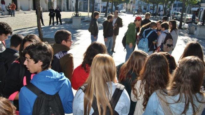 Filme de alunos de Castro Verde premiado