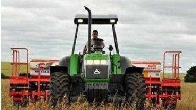 Formação especializada para jovens agricultores
