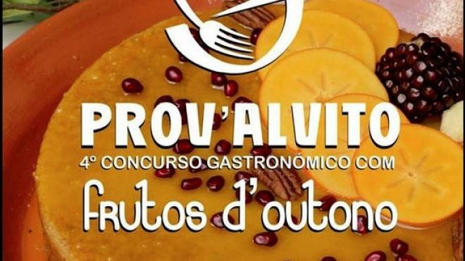 IV Concurso Gastronómico Prov'Alvito