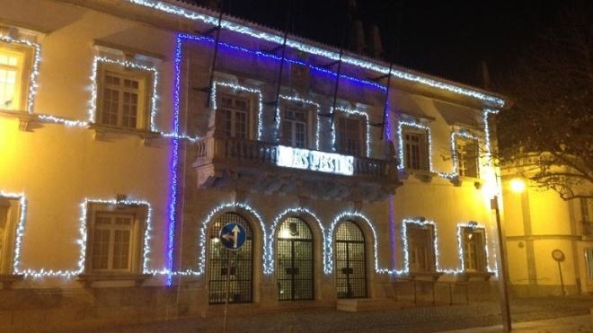 Iluminações de Natal em Beja