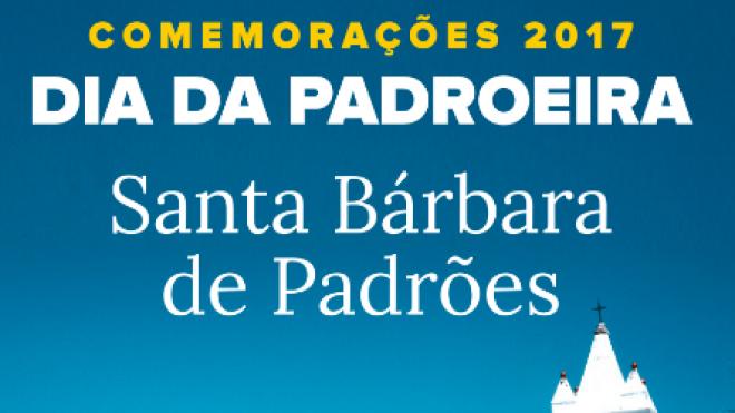Santa Bárbara de Padrões celebra Dia da Padroeira