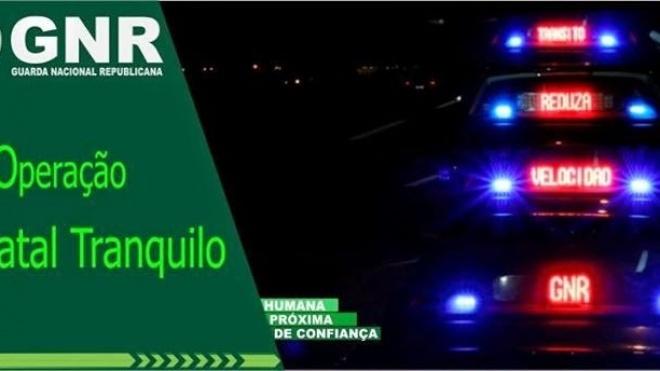 Operação Natal Tranquilo registou sete mortos em cinco dias