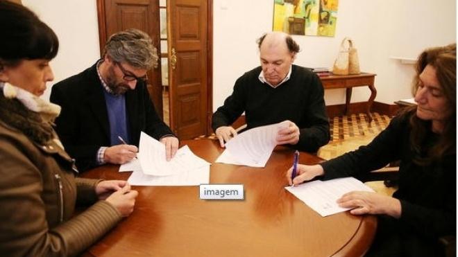 Beja assinou contrato de cedência de instalações