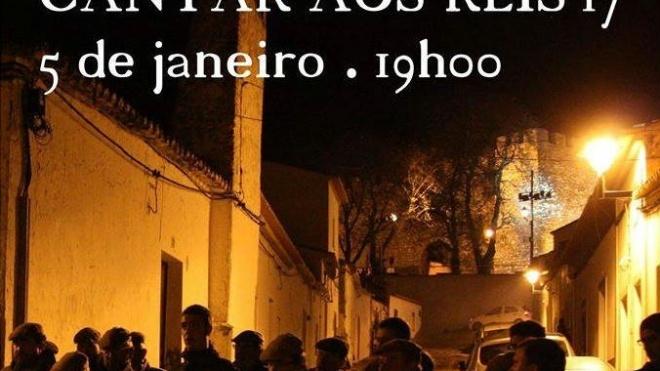 Cante aos reis pelas ruas de Serpa