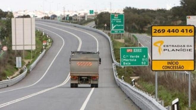 Rodovias e ferrovias para Beja não são prioridade