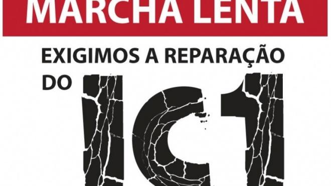 Marcha lenta exige reparação urgente do IC1