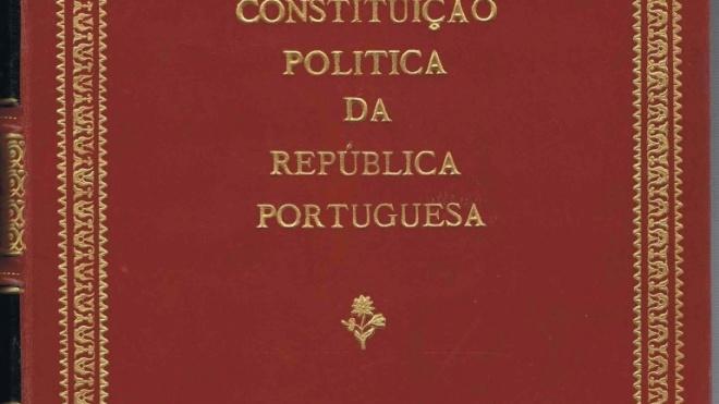 A Constituição da República Portuguesa faz 40 anos