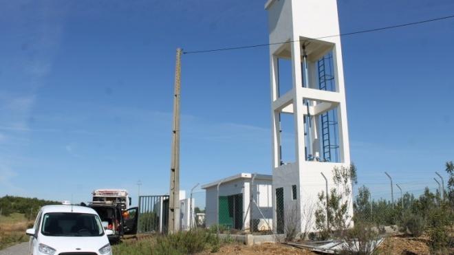 Limpeza nos reservatórios de água e poços públicos no concelho de Almodôvar