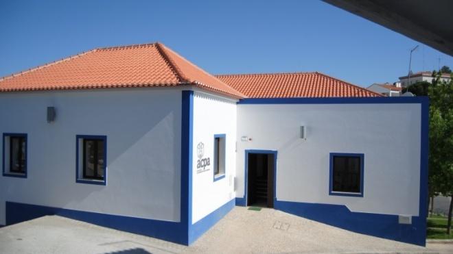 Ourique: Nova sede da ACPA inaugurada por Nuno Vieira e Brito