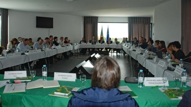 PORA 2014/20 reuniu Comité de Acompanhamento